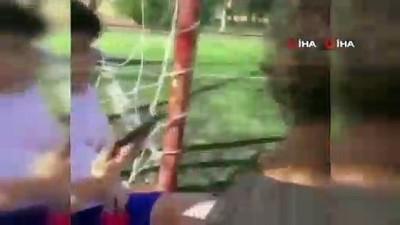 Atiba'nın oğlu Noah, Kartal'ın maçlarını böyle saydı!