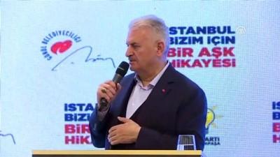 Binali Yıldırım: 'İslam'a ön yargıdan vazgeçin' - İSTANBUL