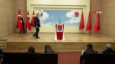 CHP Genel Başkan Yardımcısı Faik Öztrak: ''Bu ülkede her 4 gençten biri işsiz''