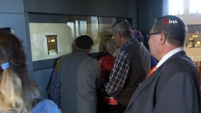 İşte Cumhurbaşkanı Erdoğan'ın açılışını yaptığı müze