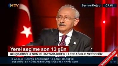 Kemal Kılıçdaroğlu yine ağzını bozdu