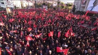 Kılıçdaroğlu: 'Dostluğumuzu beraberliğimizi bozmayalım' - HATAY