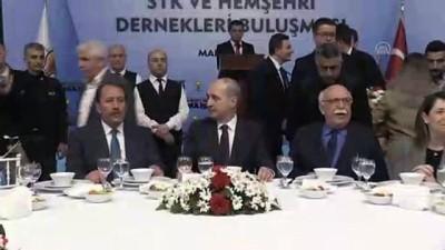 Kurtulmuş: 'İstikrar devam ederse Türkiye, kendi savunma şemsiyesini kısa sürede kuracaktır' - ESKİŞEHİR