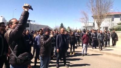 guvenlik onlemi - PKK hükümlüsünün cezaevinde intiharı - DİYARBAKIR