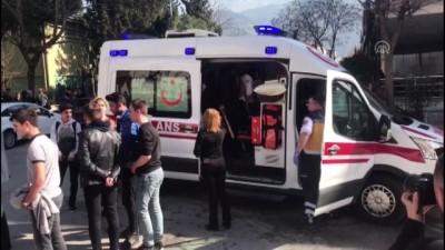 Polis memurunu darbetti kaçarken kaza yaptı - MANİSA