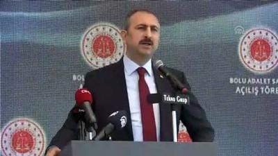Adalet Bakanı Gül: 'İslam karşıtlığı, Türk karşıtlığı, Türkiye karşıtlığı bu dünyada hiç kimseye fayda sağlamaz' - BOLU