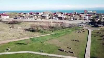 Ahlat'ta 'Sakin Şehir' ünvanı sevinci
