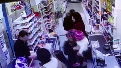 uyusturucu madde -  Bebek maması çalan şahsın uyuşturucu bağımlısı olduğu ortaya çıktı...Hırsızlık anı kamerada
