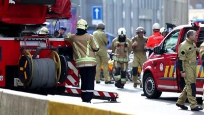 nadan - Belçika'da bomba alarmı - BRÜKSEL