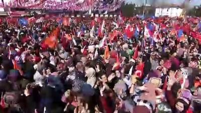 Cumhurbaşkanı Erdoğan: '31 Mart akşamı bu aşk hikayesini farklı bir şekilde yazacağız' - SAKARYA