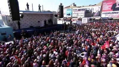 Cumhurbaşkanı Erdoğan: 'Milletimizle hep gönül diliyle konuştuk, gönül diliyle anlaştık' - SAKARYA