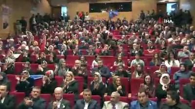 Eski Sağlık Bakanı Mehmet Müezzinoğlu, Batı Trakyalılardan her gün 1 oy sözü aldı