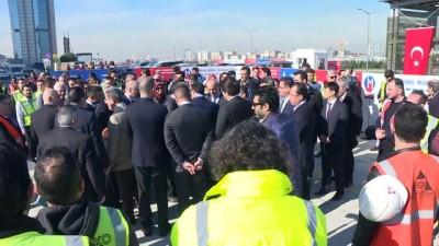 İkinci sürücüsüz metronun test sürüşleri başladı - İSTANBUL