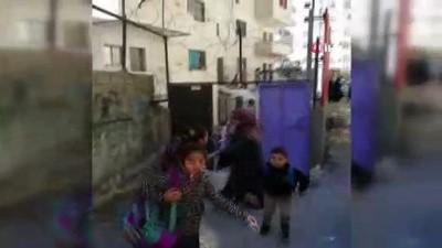 multeci kampi -  - İsrail, Filistin Mülteci Kampında İnşa Halindeki Bir Okulu Yıktı