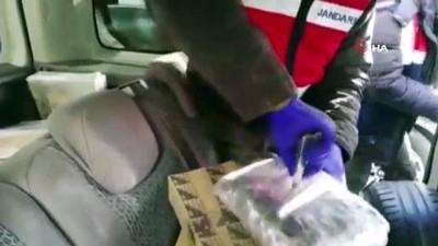 uyusturucu madde -  Jandarmadan uyuşturucu operasyonu