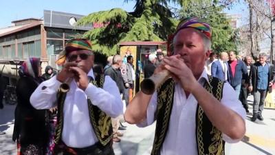 Kırkpınar pehlivanları, Cumhur İttifakı adayı için yürüdü - BURDUR