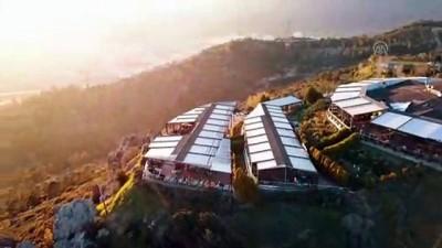 'Seyir Tepesi'nden İzmir manzarası