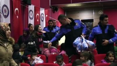 Şırnak'ta 200 çocuk sinemada ilk kez 'Pepe' seyretti