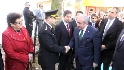 TBMM Başkanı Şentop, Edirne'de