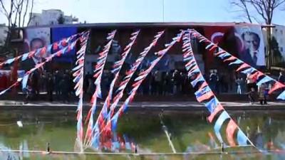 teror saldirisi - Trabzon'da Millet Kıraathanesi açıldı