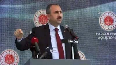 'Türkiye Adalet Akademisi'ni tekrar hizmete açmayı planlıyoruz' - BOLU