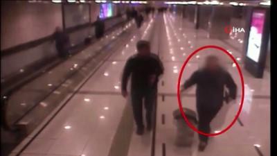 Atatürk Havalimanı'nda 1.5 milyon lira değerinde 5 kilo uyuşturucu ele geçirildi