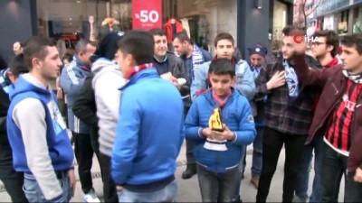 Eskişehirspor-Adana Demirspor maçı başlamadan kazanan dostluk oldu