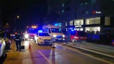 alkollu surucu -   Karşıya geçmek isterken otomobilin çarptığı yaya hayatını kaybetti