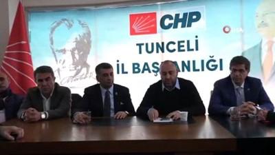 Kılıçdaroğlu'nun memleketinde CHP karıştı  İl Başkanı Yılmaz Çelik istifa etti