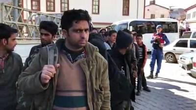 30 düzensiz göçmen yakalandı - ÇANKIRI