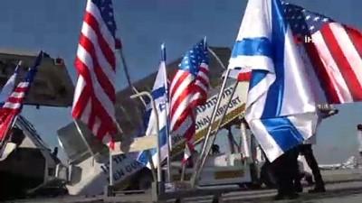 - ABD Dışişleri Bakanı Pompeo, İsrail Başbakanı Netanyahu İle Görüştü