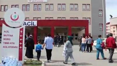 Acıpayam'da 5,5 büyüklüğündeki deprem - Vali Karahan incelemelerde bulundu - DENİZLİ
