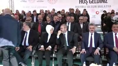 temel atma toreni -  AK Parti Genel Başkan Yardımcısı Ünal'dan muhalefete tepki