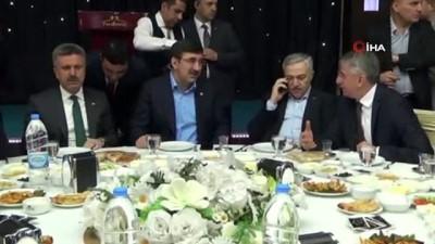 """AK Parti Genel Başkan Yardımcısı Yılmaz: """"Ekonomik istikrarın temeli siyasi istikrardır"""""""