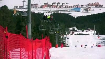 Alp Disiplini Uluslararası Sarıkamış Kupası yarışları sona erdi - KARS