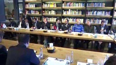 medya kuruluslari - Bakan Kasapoğlu, medya kuruluşlarının spor müdürleriyle bir araya geldi - İSTANBUL