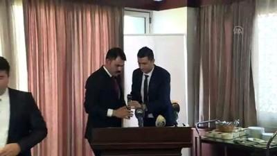 Bakan Kurum: 'Aksaray Belediyemiz 12 bin hektarlık alanda kentsel dönüşüm projesi yapacaklar' - AKSARAY