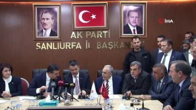 Bakan Pakdemirli'den AK Parti ve MHP'ye ziyaret