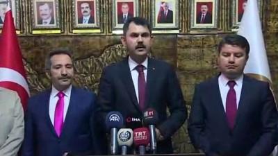 Çevre ve Şehircilik Bakanı Kurum - Aksaray'a yapılacak projeler