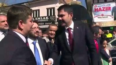 Çevre ve Şehircilik Bakanı Kurum, Aksaray Valiliğini ziyaret etti