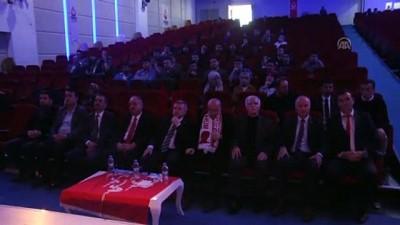 'Dava Adamı Muhsin Yazıcıoğlu Konferansı' - KASTAMONU