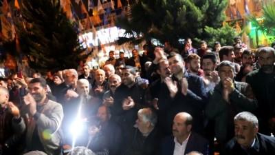 HÜDA PAR'dan AK Parti'ye destek ziyareti - ADIYAMAN