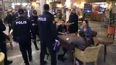 uyusturucu madde - Huzur uygulamasına 66 bin 503 polis katıldı