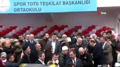 """İBB Başkan Adayı Binali Yıldırım: """"İstanbul 2023'e doğru sadece marka şehir değil, 100'üncü yıl hedeflerinde de itici güç olacak"""""""