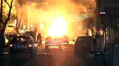 - İran'daki 'Çarşamba Suri' Kutlamalarında 4 Ölü, Bin 962 Yaralı