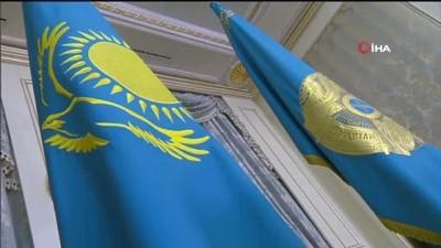 """- İstifa Eden Kazakistan Cumhurbaşkanı Nazarbayev: """"Kolay Bir Karar Değil"""" - """"Güvenlik Konseyi Başkanı Olarak Görev Yapmaya Devam Edeceğim"""""""