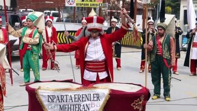 MHP Genel Başkanı Bahçeli, Isparta Belediyesi'ni ziyaret etti