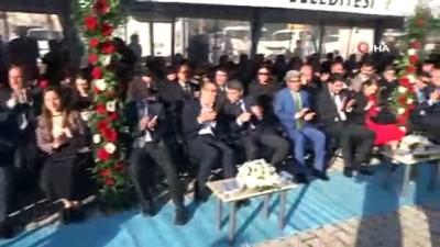 Şehitkamil İbrahimli Spor Merkezi'nin açılışı yapıldı