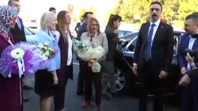 Ticaret Bakanı Pekcan, Nevşehir'de esnafla buluştu