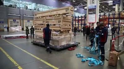 Turkish Cargo, sarayın eserlerini Japonya'ya taşıdı (2) - İSTANBUL